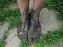 Nicole's feet